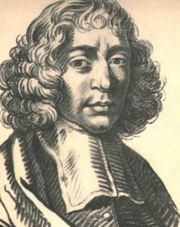 Portrait de Spinoza